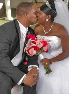 BRIDE & GROOME