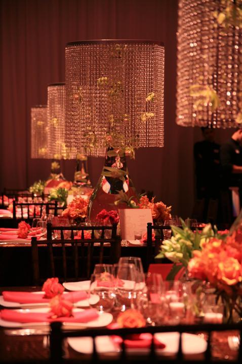 Chandeliers As The Centerpiece Rhonda Patton Weddings