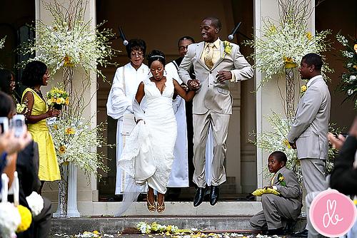 Cultural Intrigue Jumping The Broom Rhonda Patton Weddings Events