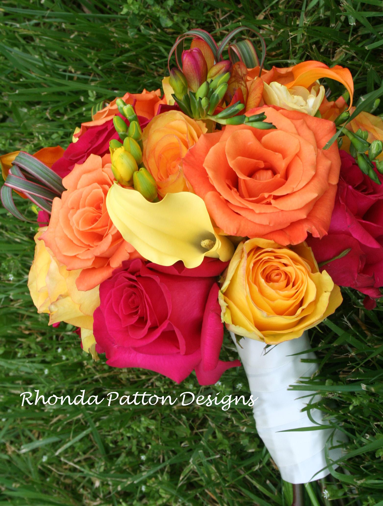 Spring Flower Power - Rhonda Patton Weddings & Events
