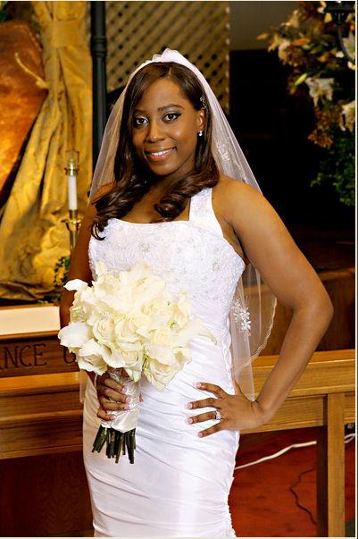 Lachrissa bride