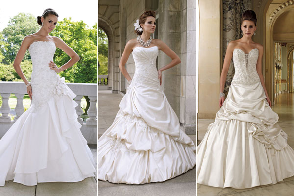 The white vs ivory debate does it really matter for Ivory color wedding dress