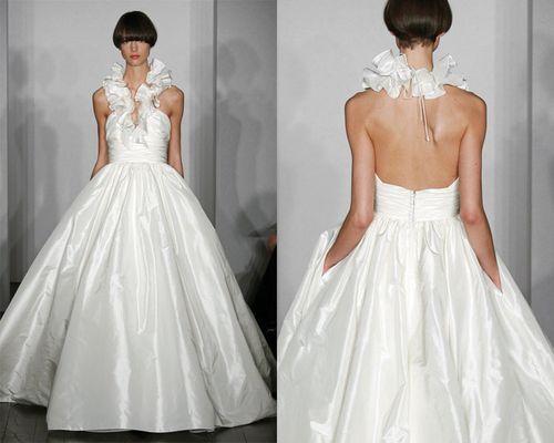 Photo Am Diamond White Gown