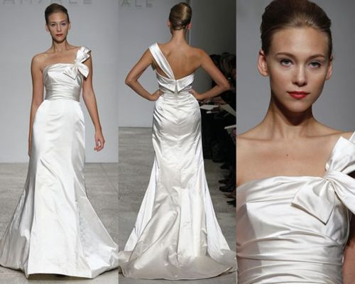 Amsale_White Gown