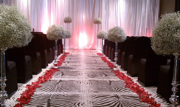 Rhonda patton weddings events may 2012 wedding aisle junglespirit Gallery