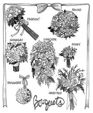 Bouquet_styles